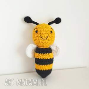maskotki maskotka pszczółka, maskotka, przytulanka, pszczoła