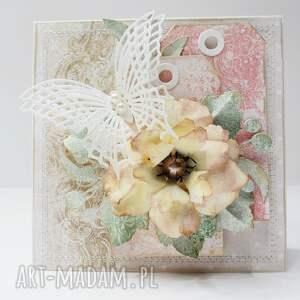 z motylem w pudełku - ślub, urodziny, podziękowanie, gratulacje