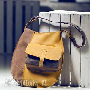na ramię torebka skórzana ręcznie robiona navahoclothing, torba skórzana