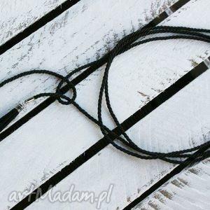 naszyjnik owijany wrap, naszyjnik, owijany, chwosty, sznurek, boho, etno