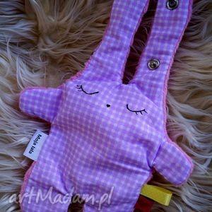 szmatka przytulanka, dziecko, niemowlak, miś, dziewczynki, zabawka lalki