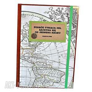 kalendarz 2018 - podróż tysiąca mil, kalendarz, 2018, mapa, podróże, podróżnik