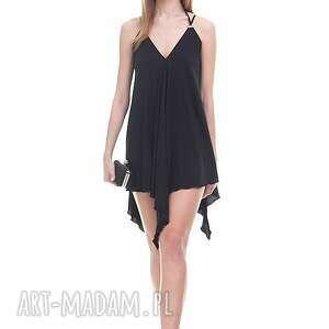 sukienki sukienka nasira - czarna, moda