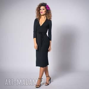 Monica - black night, kopertowa, elastyczna, elegancka