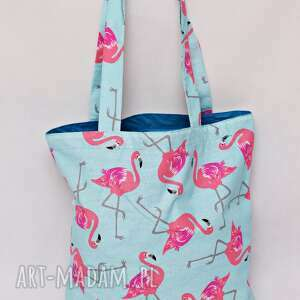 torba na zakupy shopperka ekologiczna zakupowa ramię eko siatka