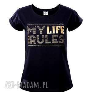 T-SHIRT MY LIFE R. M , life, t-shirt