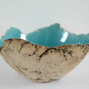 Sardynia artystyczna miseczka rozm s ceramika ana ceramiczna