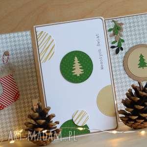Pomysł na upominek świąteczny? Kartka biznesowa świąteczna