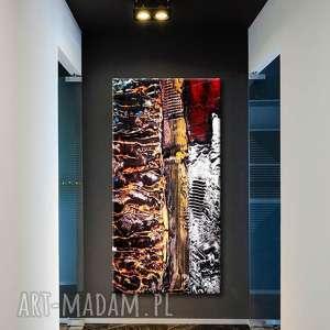 Dekoracyjny obraz abstrakcyjny nie tylko do salonu, obrazy-do-salonu