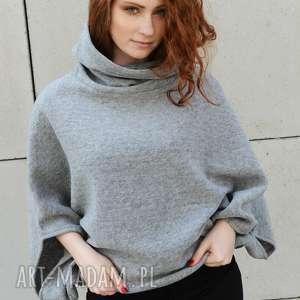 handmade swetry wełniane wdzianko