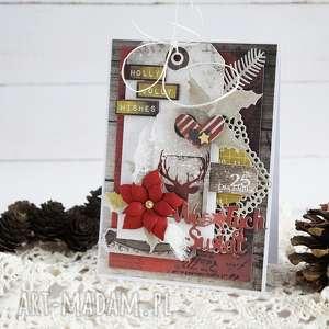 pomysł na prezent świąteczny Kartka świąteczna, kartka-świąteczna, boże-narodzenie