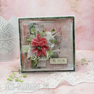 moc życzeń - kartka w pudełku 2, imieniny, męska kartka, urodziny