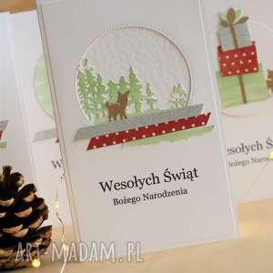 kartka świąteczna - świąteczna, święta, kartka, biznesowa, firmowa