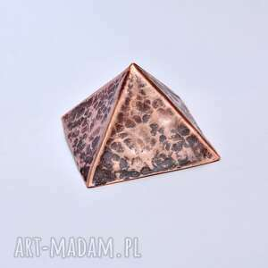 Piramida energetyzująca, odpromiennik dom langner design