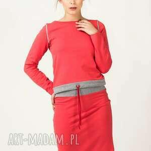 spódnica mila 8, ołówkowa, dresowa, wygodna, modna, komplet, codzienna