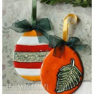 handmade dekoracje zestaw jajek