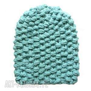 czapka #53, czapa, masywna, wełniana, gruba, duża, unikalne