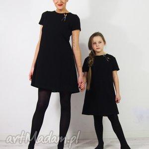sukienka mała swing folk, dziecko