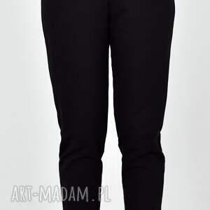 spodnie dresowe kamila czarne, spodnie, kamizelka, komplet, sukienka