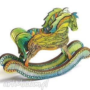 konik na biegunach - oryginalny prezent, biegunach, koń, konik, dziecka