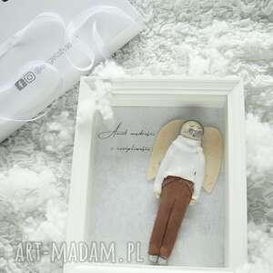 ramki juliusz anioł stróż mądrości i cierpliwości, anioł, prezent dla dziadka