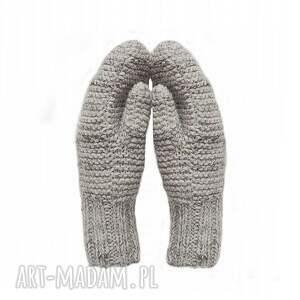 hand-made pomysł na święta upominki rękawiczki marmo - jsasny