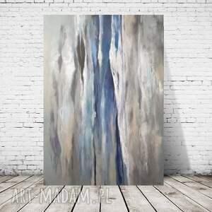 abstrakcja-obraz akrylowy formatu 50/70