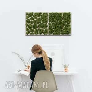 Dekoracja ścienna - obraz z mchem cell #21 ovo design dekoracja