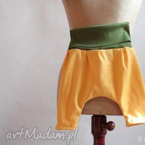 ruda klara spodnie maluchowe, bawełniane, zawodowe, spodnie