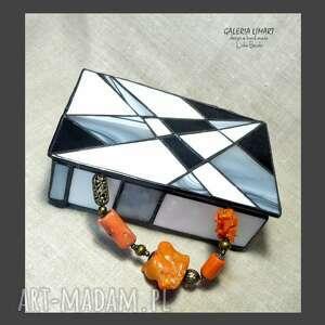 pudełka szkatułka na biżuterię handmade to prawdziwy prezent z klasą dla osoby