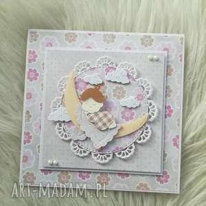 handmade scrapbooking kartki urocza kartka
