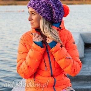 follow me fiubździu - jesień, zima, czapka, włóczka