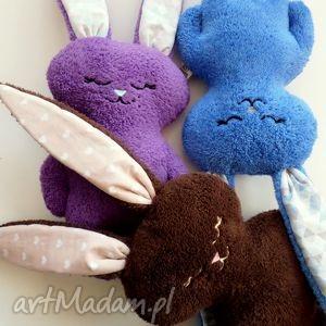 Luluś fioletowy, luluś, królik, zając