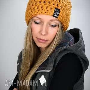 mono 15 - czapka, czapa, wełna, zimowa, sportowa, ciepła