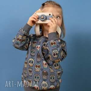 bluza dresowa czachy etno, dresowa, bez kaptura, bawełniana
