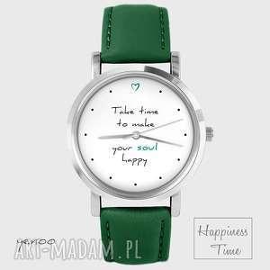 ręcznie zrobione zegarki