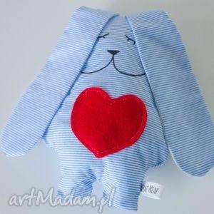 filusio xl - przytulak na maluszka niafniaf - maskotka, dziecko, baby