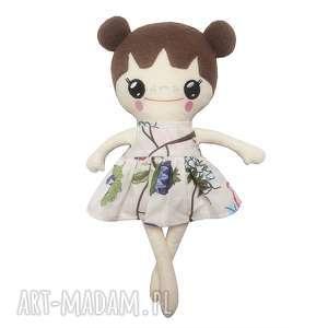 lalki bawełniana lalka lalalila - poofy cat, lalka, lala, laleczka, materiałowa