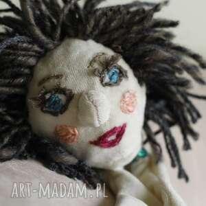 pacynka lalka małgosia, maskotka, prezent, lalka, zabawka, teatrzyk, pacynka