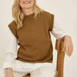 ręcznie wykonane swetry sweterek girona
