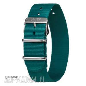 hand-made zegarki pasek do zegarka - nato, nylonowy, morski
