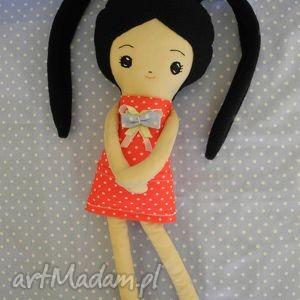 Prezent Lalka Zuzia - radosna i aktywna, lalka, szmacianka, prezent, przytulanka