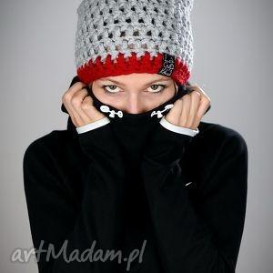 inferior 10, czapka zimowa, czapka na zimę, damska, kolorowa, modan
