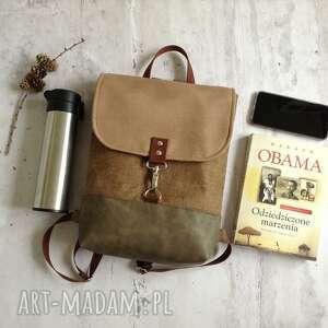 prezent na święta, wegański plecak, plecak laptopa, damski