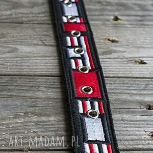 paski haft systems pasek haftowany na filcu