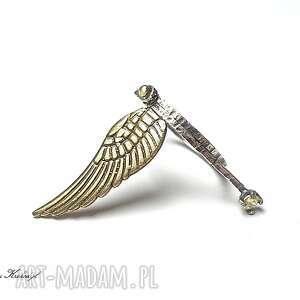 cyrkonia pierścionki angel vol. 2 - pierścionek