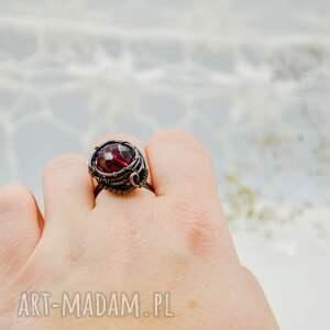 retro pierścionek