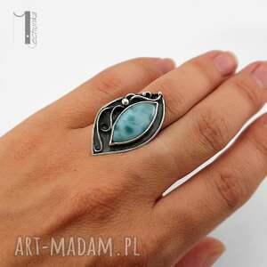 pierścionki regulowany caelestis srebrny pierścień