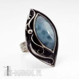 szare pierścionki pierścionek caelestis srebrny pierścień