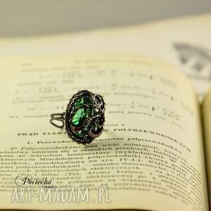 pierścionki regulowany demeter - pierścionek